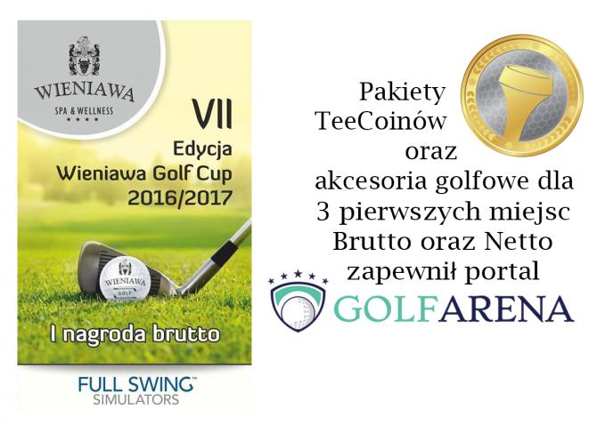 Podumowanie turnieju WIENIAWA GOLF CUP 2016/2017