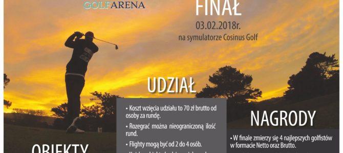 Mistrzostwa Pomorza na Symulatorach by GolfArena 2017/18